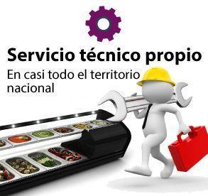 Servicio tecnico hosteleria
