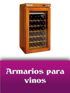 Armarios para vinos