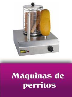 Máquinas de perritos industriales
