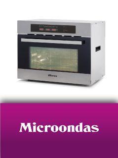 Microondas industriales