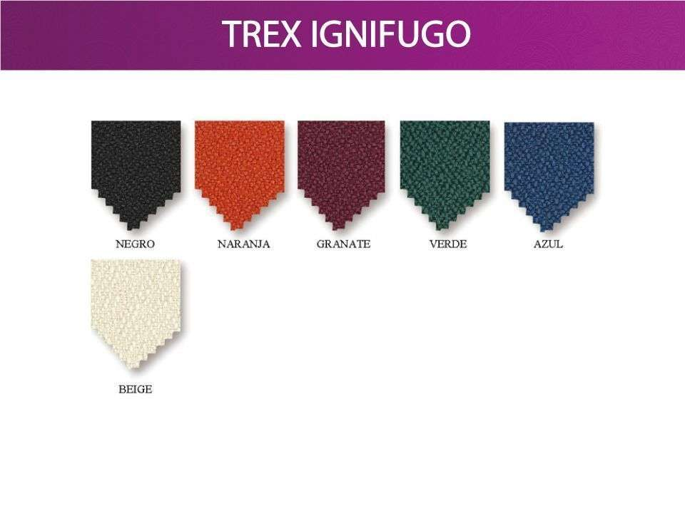TREX IGNIFUGO RO