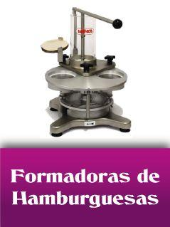 Formadoras de hamburguesas