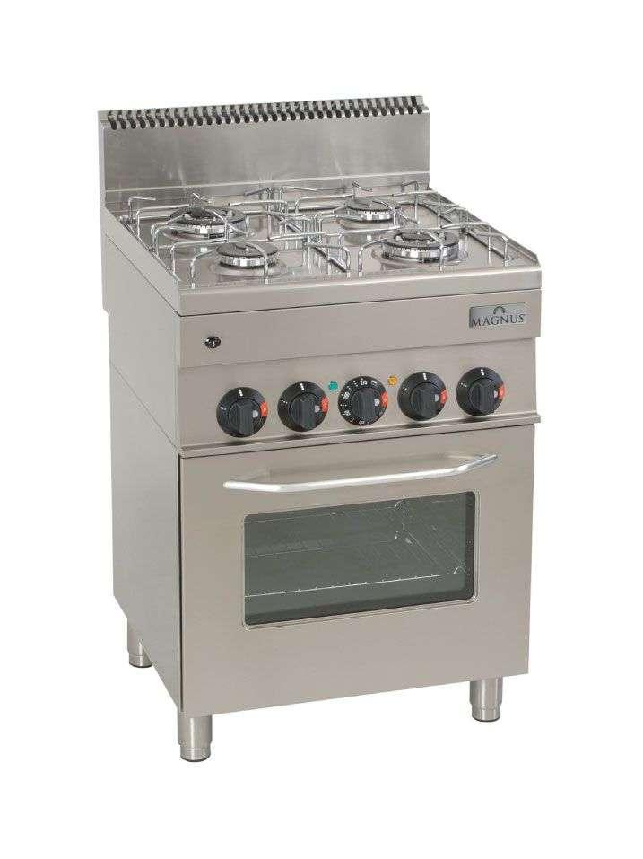 Cocina gas horno f4gfgm660 ph - Cocina horno gas ...