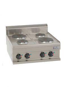 Cocina eletrica 4/f