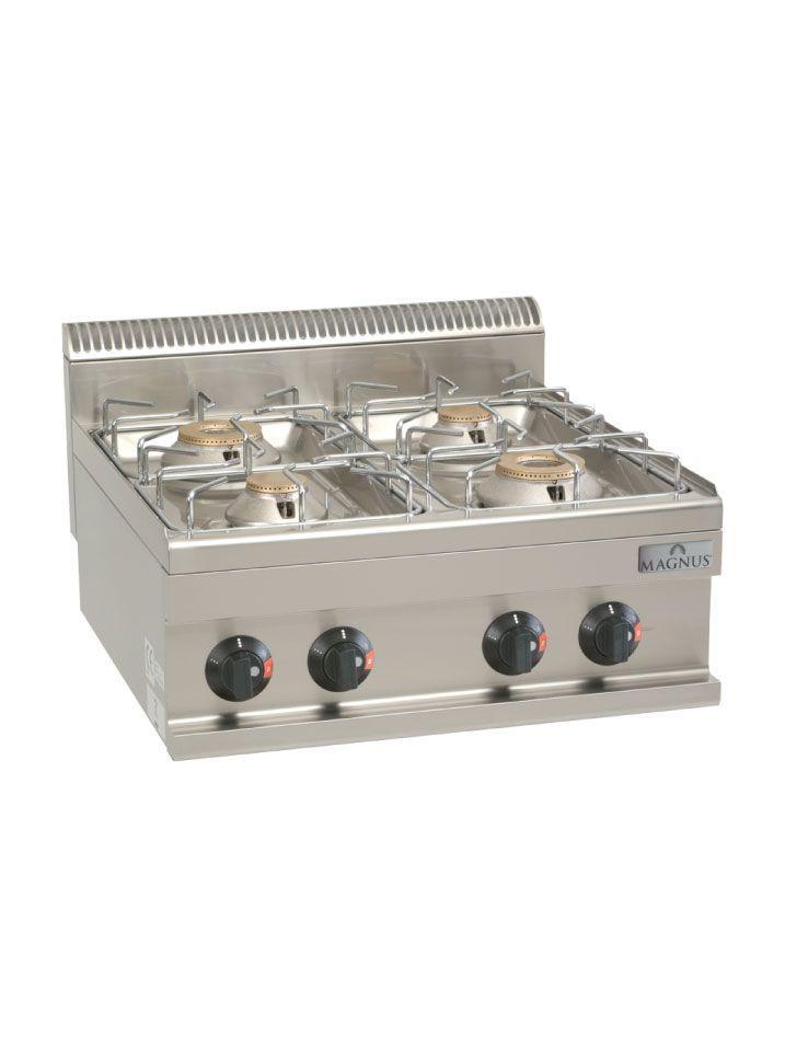 Cocina 4F 600 Gas - COCINA GAS F2GT660-PH