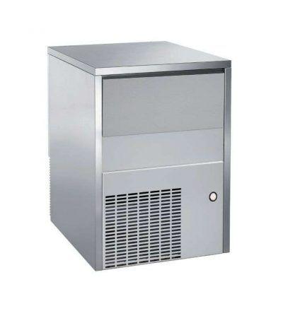 Frabicador de hielo producción 45 kg/día cubitos 40 gr.