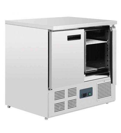 Mostrador frigorífico 2 puertas 240 Litros