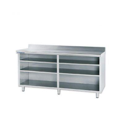 Mueble estantería de 1458 mm. 2 estantes