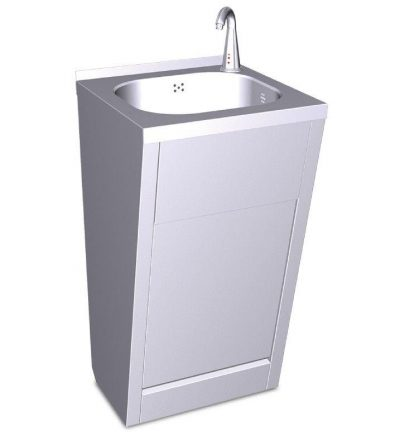 Lavamanos Electrónico 2 Aguas