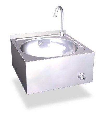 Lavamanos de rodilla P061202 400x440 - Maquinaria hostelería ocasión