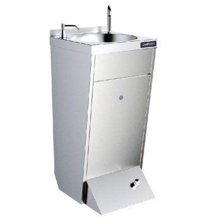 Lavamanos pie giratorio JPG 400x440 - Maquinaria hostelería ocasión