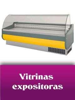 Vitrinas expositoras