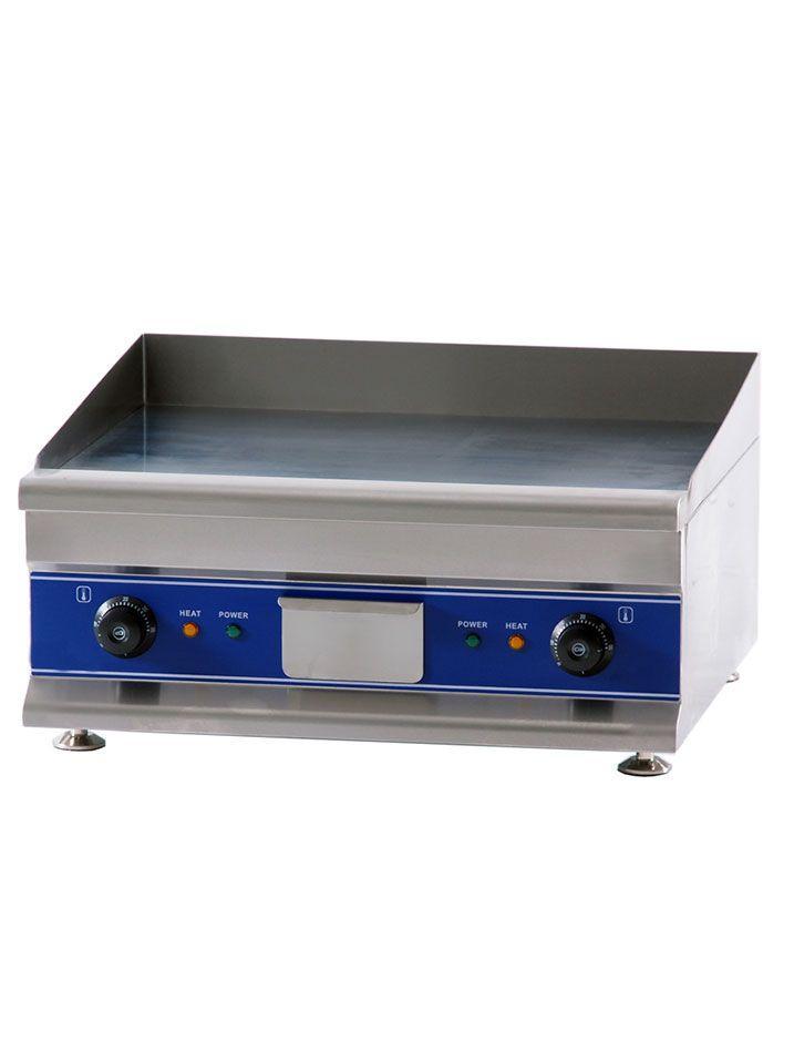 Plancha el ctrica de cromoduro ple600cd irm for Plancha electrica cocina