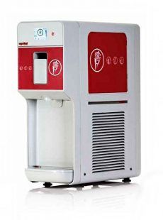 maquina helados Quick gel