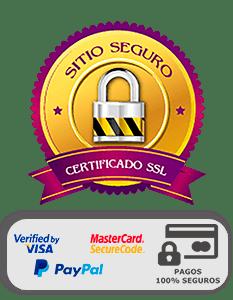 Certificado de sitio seguro