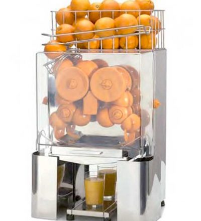 Exprimidor de zumos junior hasta 25 naranjas minuto