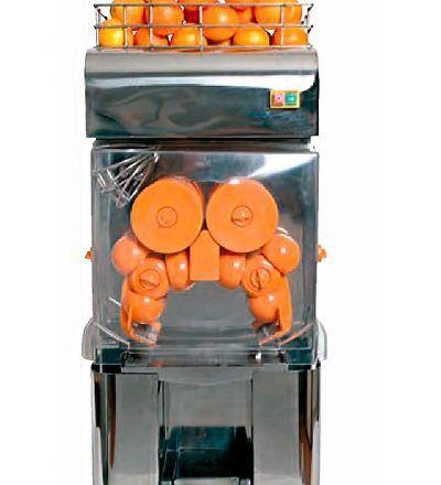 Exprimidor de zumos junior inox automatico hasta 25 naranjas minuto