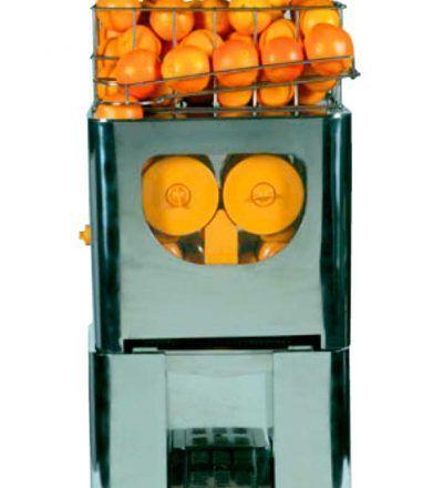 Exprimidor de zumos junior inox 25 naranjas minuto