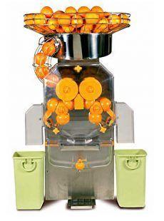 Exprimidor de zumos maxi automatico