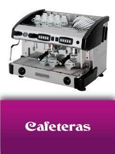 Cafeteras industriales
