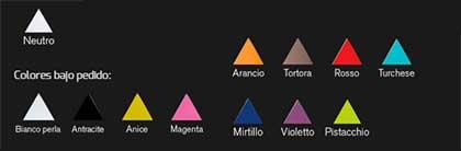 colores macetero