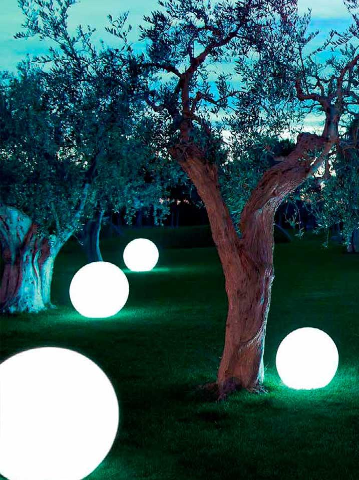 lampara balux - LAMPARA CON LUZ BAL-MLD