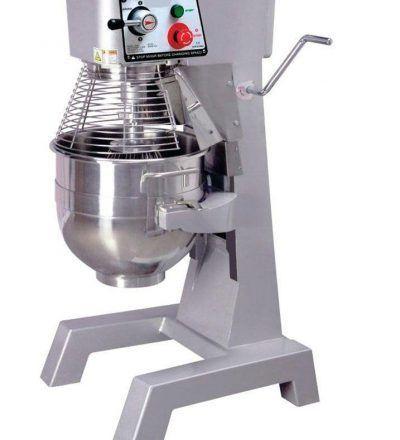 Batidora mezcladora planetaria 30 litros