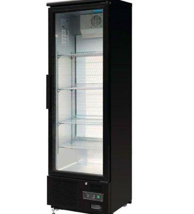 Armario frigorifico puerta vidrio