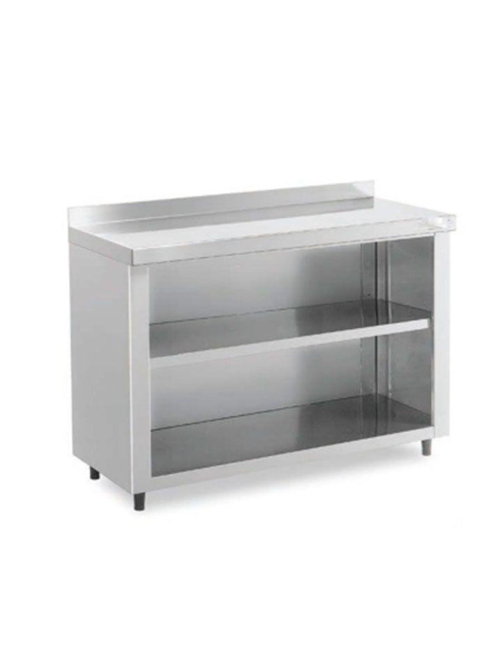 Mueble estanteria trasbarra