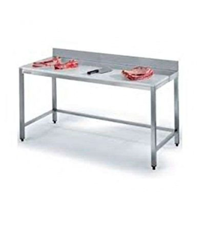 mesa mural de corte CFG 400x440 - Maquinaria hosteleria ocasion: Muebles de acero