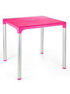 mesa dorotea rosa