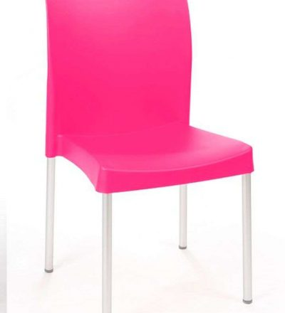 silla sandra rosa