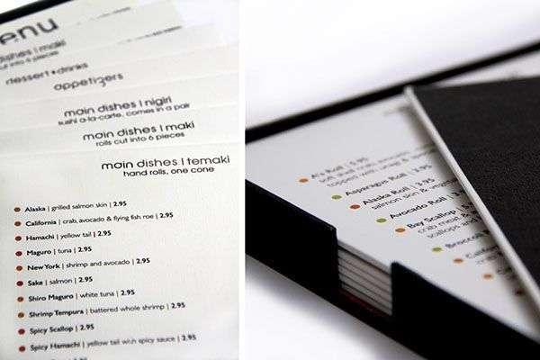 Diseño de carta sencillo