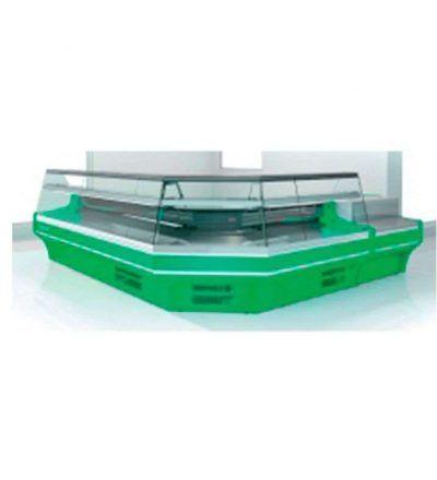 Vitrina expositora modular pastelera