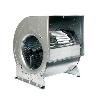 Ventilador centrífugo de doble aspiración motor incorporado