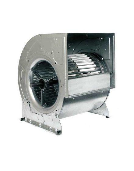 Ventilador centrífugo doble aspiración con motor incorporado
