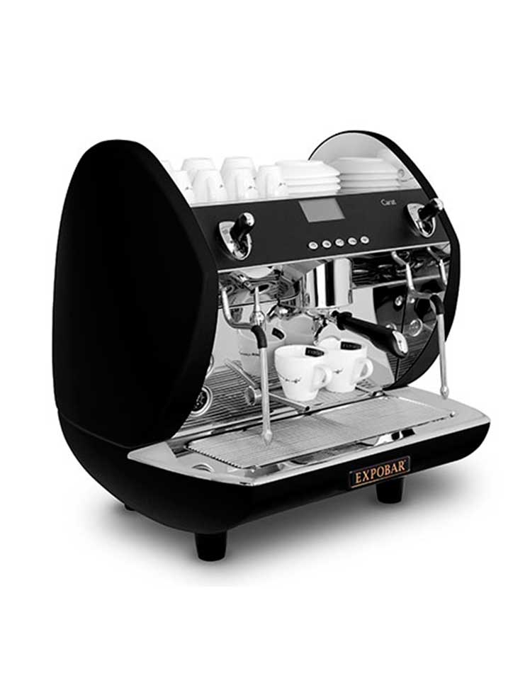 Cafetera CARAT 1 grupo 2500 W.