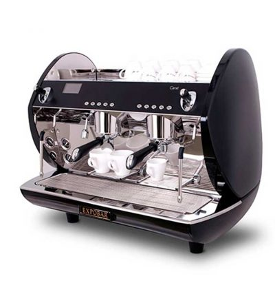 Cafetera CARAT 2 grupos 3050 W.