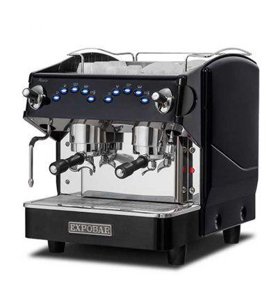 Cafetera ROSETTA dos grupos 3550 W.