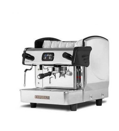 Cafetera ZIRCON 1 grupo y 2800 W.