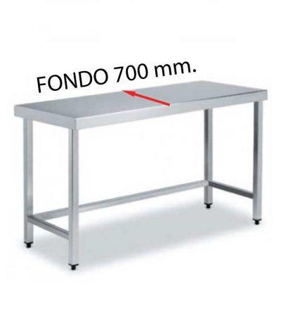 MESA CENTRAL FONDO 700