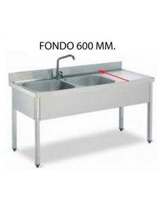 FREGADERO DESMONTADO FONDO 600