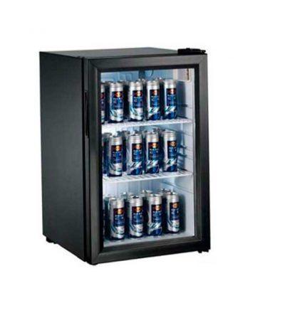 Expositor puerta cristal 120 litros