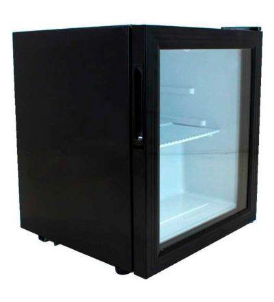 Expositor puerta cristal 50 l