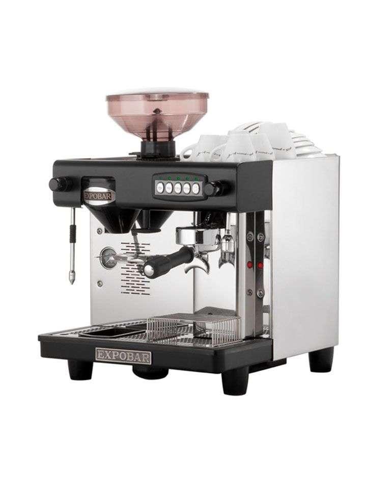 Cafetera office control con molinillo cfcont m expb - Cafetera con molinillo incorporado ...