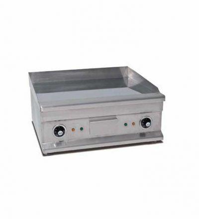 Plancha eléctrica de cromoduro de 415 mm a 1000 mm.