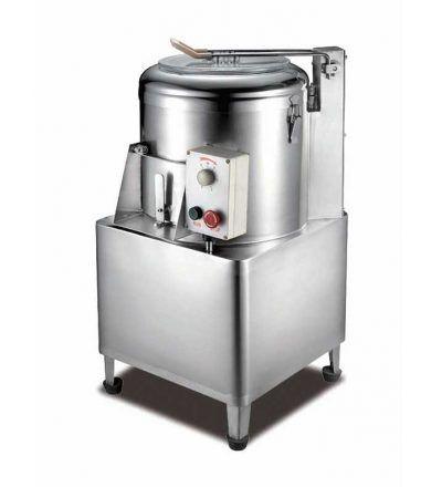 Peladora de patatas de 250 kg a 500 kg.