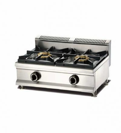 Hornillo modular a gas varias configuraciones