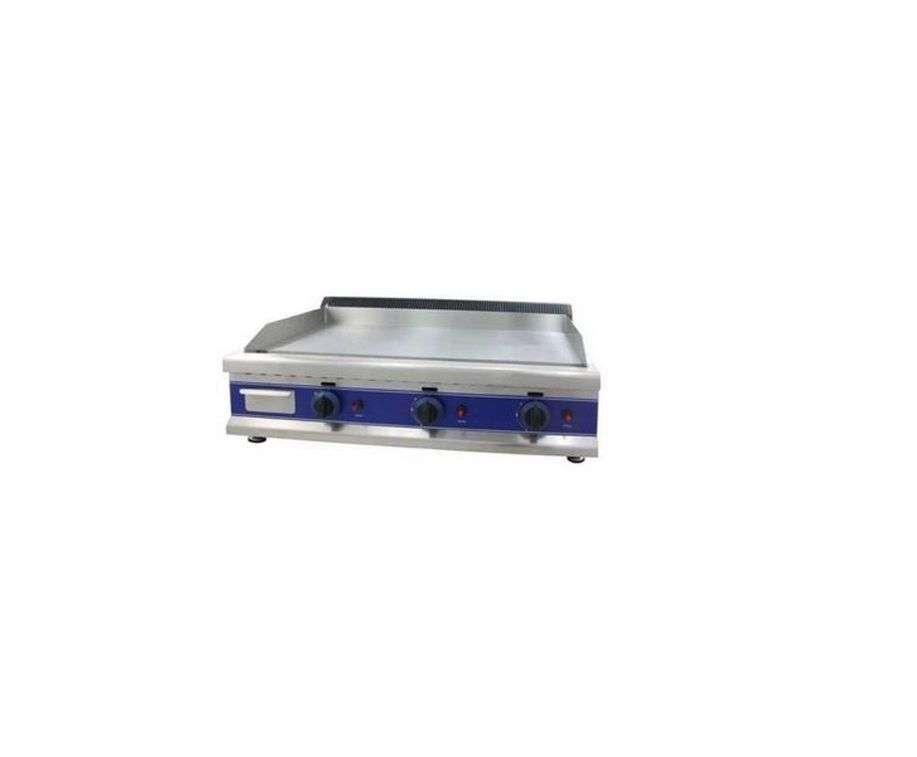 PLANCHAS CROMO GAS DELUXE PCGD-800C-MQNX