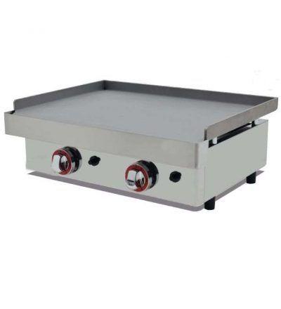 Plancha 60 400x440 - Plancha de gas 60 acero laminado 6 mm